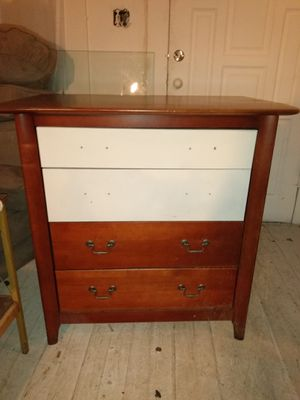 Cute solid wood chest chest for Sale in Greensboro, NC