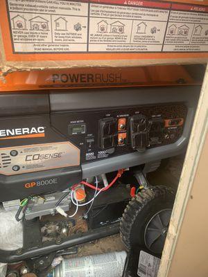 Generac generator for Sale in Sugar Creek, MO