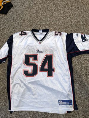 NFL JERSEY TEDDY BRUSCHI for Sale in Salem, MA