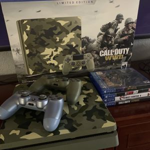 PS4 Call Of Duty Edition 1Tb for Sale in Fontana, CA