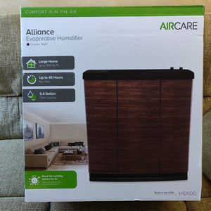AIRCARE H12600 Digital Whole-House Console-Style Evaporative Humidifier for Sale in Taylor, MI
