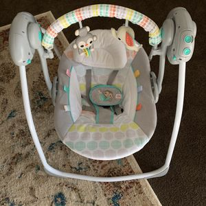 Baby Swing for Sale in Fontana, CA