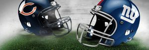 4 Chicago Bears vs New York Giants tickets for Sale in Chicago, IL