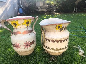 Flower pots for Sale in Visalia, CA