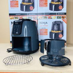 New $85 NINJA (AF101) Air Fryer that Cooks, Crisps, Roast, Reheat, Dehydrate with 4 Quart Capacity 1500W for Sale in Whittier,  CA