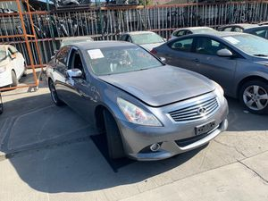 2013 Infiniti G37 Parting out. Parts. 6097 for Sale in Los Angeles, CA