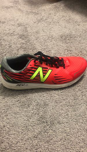 Men's Size 11 new balance red/neon yellow/black for Sale in Wimauma, FL