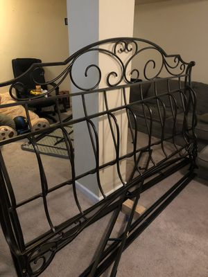King Sized bed frame for Sale in O'Fallon, MO
