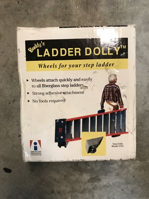 Ladder Dolly Lightweight for Sale in San Gabriel, CA