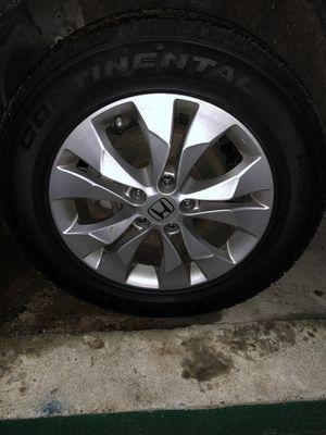 2014 Honda CR-V wheels for Sale in Springfield, MA