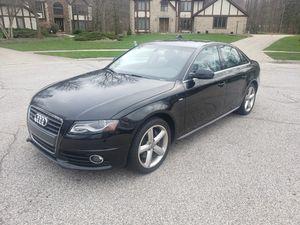 2012 Audi a4 2.0tfsi premium plus s-line for Sale in Brecksville, OH