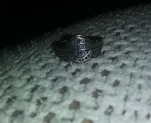 Harley Davidson 100th Anniversary 1903-2003 Sterling Silver Ring for Sale in Cleveland, TN