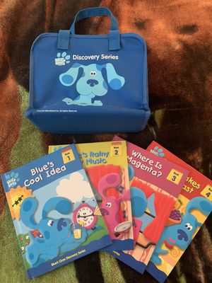 Blues clues books for Sale in Corona, CA