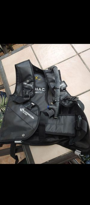 Zodiac BC and regulator and 2 tanks for Sale in Pembroke Pines, FL