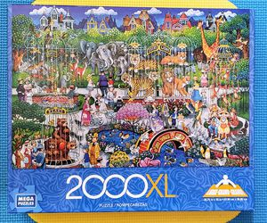 Puzzle - Victorian Zoo for Sale in Barrington, NH