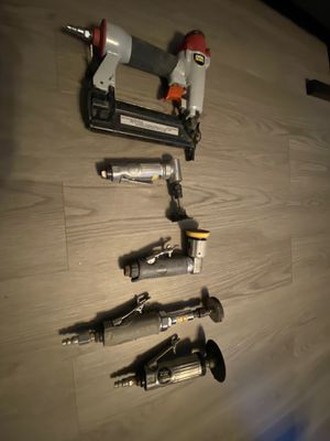 Harbor freight. Never used air tools for Sale in Miami, FL