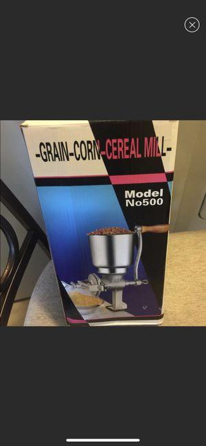 Grain corn cereal mill / moledor de maíz for Sale in Perris, CA