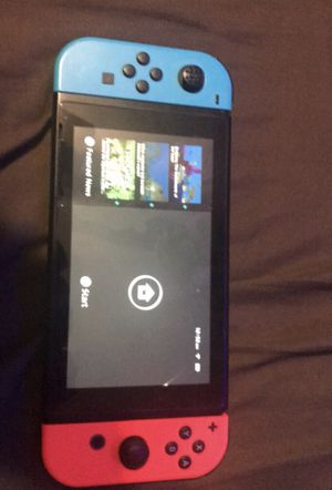 Nintendo Switch (CASH ONLY) for Sale in Wichita, KS