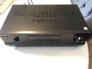 Sony Stereo Receiver DH130 for Sale in Austin, TX