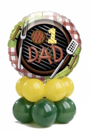 Father's Day Balloon Bouquet for Sale in Plano, TX