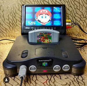 Nintendo 64 Super Mario Set for Sale for sale  New York, NY