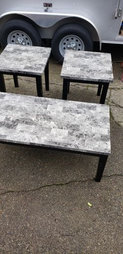 Coffee Table End Table for Sale in Arlington,  WA