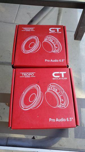 """Ct sound pro audio 6.5"""" for Sale in Pomona, CA"""