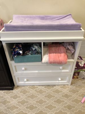 Changing table for Sale in Edison, NJ