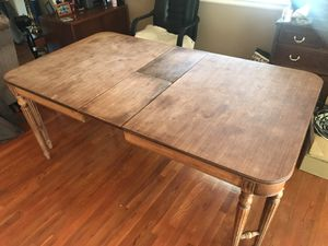 80s Dining Table for Sale in Fairfax, VA