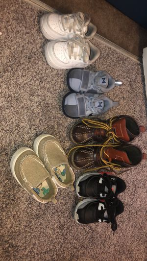 5c Boys Shoes for Sale in Evansville, IN