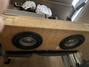 Diamond Audio TDX10D4 With matching amp for Sale in Spring Hill, FL
