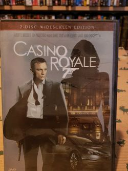 Casino Royale 7 DVD for Sale in Seabrook,  TX