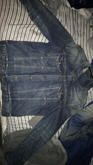 Tommy jean jacket . LRG for Sale in Raleigh, NC