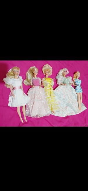Vintage barbies for Sale in Whittier, CA