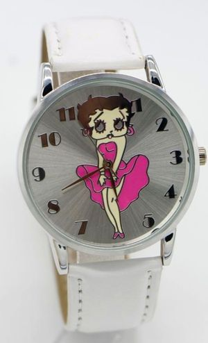 Betty Boop Pattern Stylish Watches Casual Reloj for Sale in Potomac Falls, VA