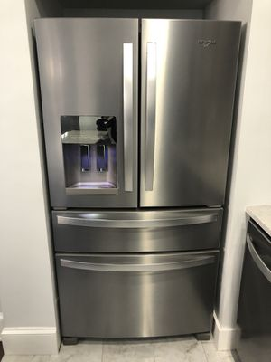 New Whirlpool Refrigerator for Sale in Temple Hills, MD