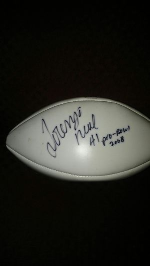 Lorenzo O'Neal signed football for Sale in Fresno, CA