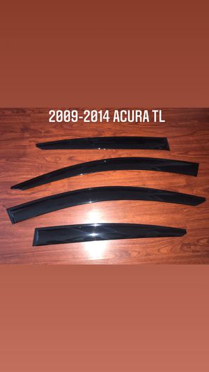 2009-2014 acura tl window visor for Sale in West Hartford, CT