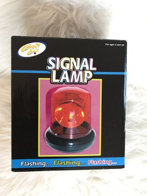 Red flashing signal light for Sale in MENTOR ON THE, OH