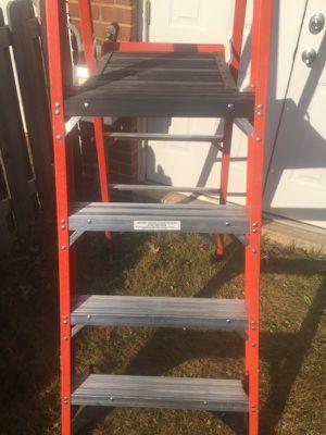 WERNER Large Podium ladder for Sale in Laurel, MD