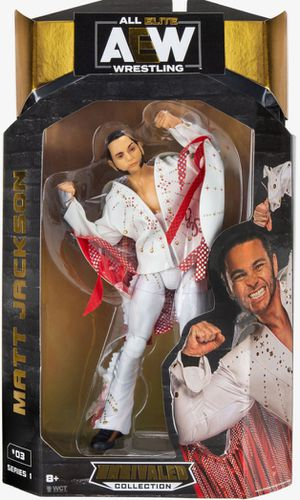 New AEW Matt Jackson Action Figure. for Sale in Apopka, FL