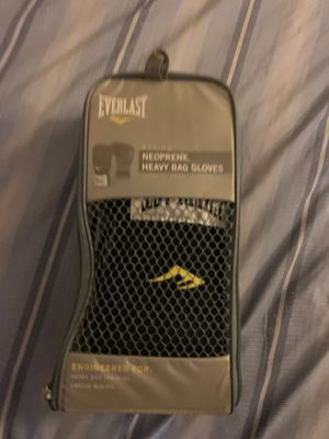 Heavy bag gloves for Sale in Indianapolis, IN