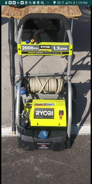 Ryobi pressure washer for Sale in Las Vegas, NV