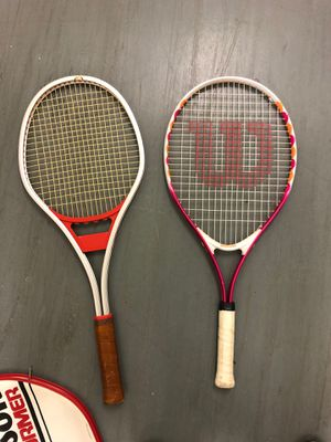 Tennis Rackets (sold separately) for Sale in Clackamas, OR