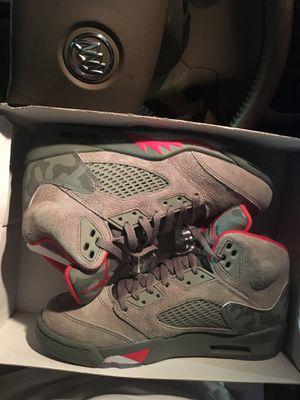 Brand new Jordan's retro 5 for Sale in Pasadena, TX