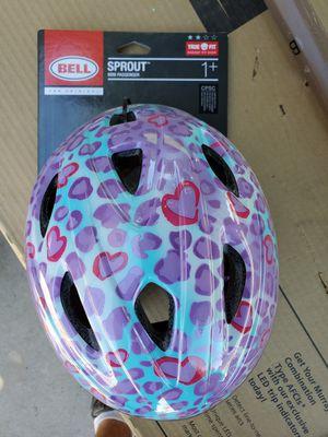 Kids bicycle helmet for Sale in Meridian, ID