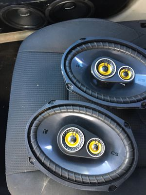 KICKER 6x9s for Sale in Columbus, OH
