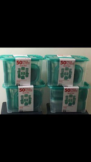 50pc All purpose storage container for Sale in Santa Monica, CA
