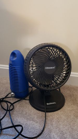 Blizzard fan and chillout fan for Sale in Washington, DC