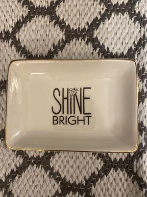 Shine Bright Trinket Tray for Sale in Carol Stream, IL